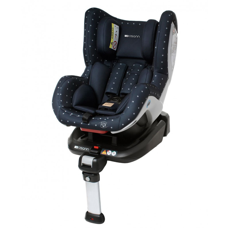 scaun auto fox isofix 0 18kg belly button osann. Black Bedroom Furniture Sets. Home Design Ideas